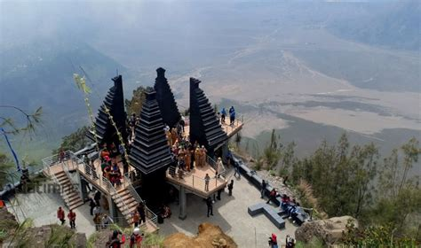 puncak seruni bromo menjadi destinasi wisata terbaru