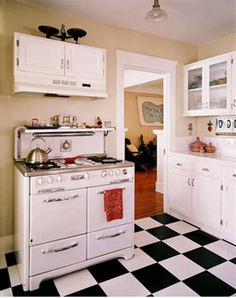 inspired planning  retro kitchen redo