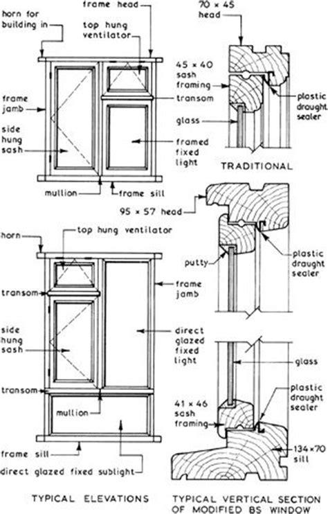 casement window casement window drawing