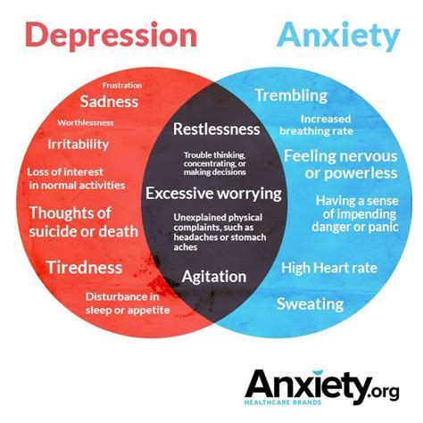 anxiety in preschoolers symptoms depression and anxiety symptoms often tend to overlap 888