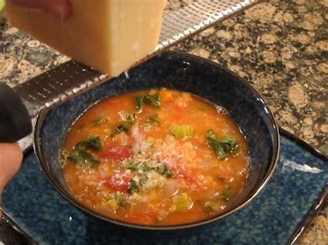 Mediterranean Lentil Soup  Foods Pinterest