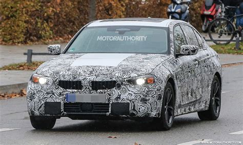 2019 Bmw 3series Spy Shots And Video