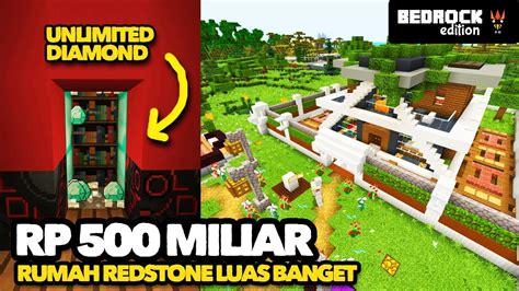 Minecraft Rumah Redstone
