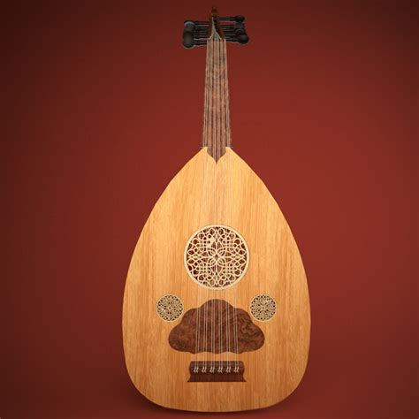 They are used to various extents in arabic music, especially in modern arabic jazz fusion styles. oud arabic instrument 3ds