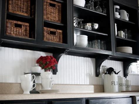 ideas to paint kitchen cabinets painted kitchen cabinet ideas hgtv