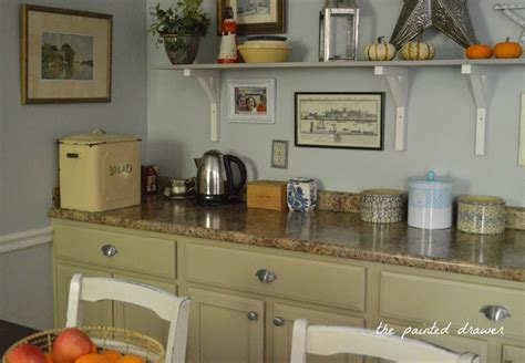 kitchen transformation in millstone milk paint general 601 scd whites kitchen bath upcycled tara 20151010 the painted drawer kitchen cabinets millstone milk paint general finishes 02