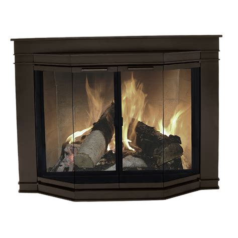 lowes fireplace doors fireplace glass doors lowes home design ideas