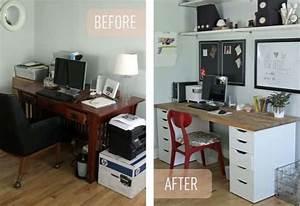 Diy, Office, Makeover, Ideas