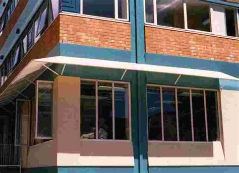 fixed frame awnings cover corp