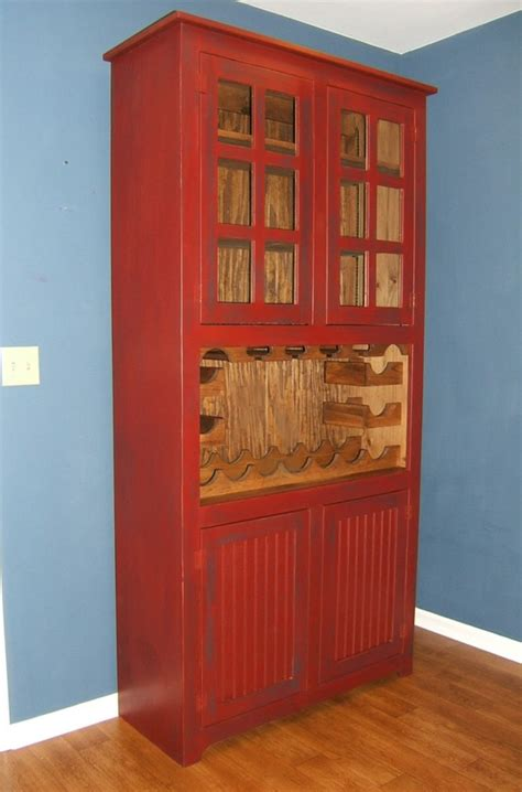 wine glass hutch butlers china cabinets and hutches