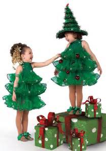 10 home made christmas tree costume ideas for girls kids 2014 modern fashion blog