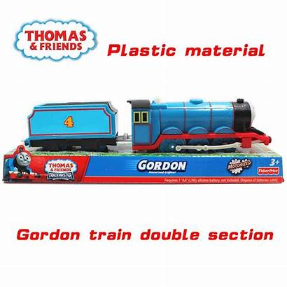 Thomas Friends Gordon Trackmaster Train Plastic Electric