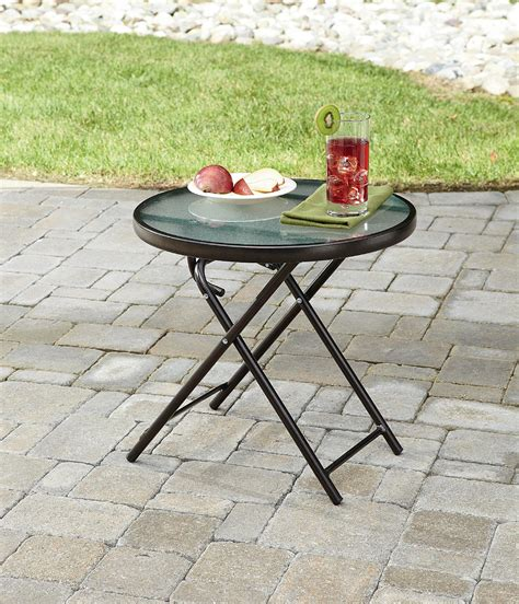 smith cora dining table with lazy susan outdoor