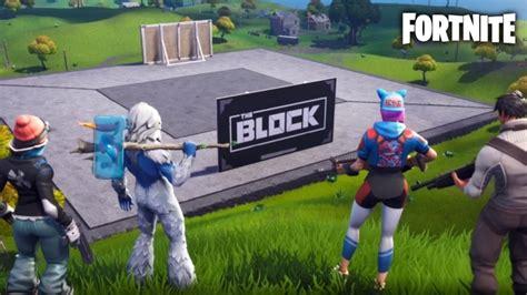 fortnite epic games announce  block