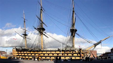 Historic Ships : Mary Rose : HMS Victory : HMS Warrior ...