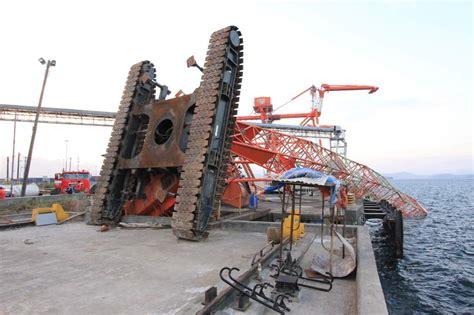 Retrieval Of Crane With 300 Tons Hydraulic Crane Cb