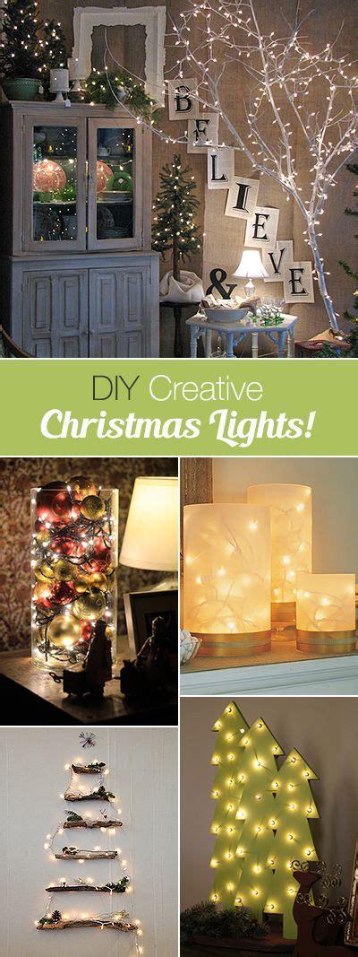 creative christmas light ideas    today