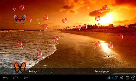 Free 3d Sunrise Live Wallpapers Apk Download For Android