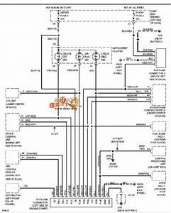 Mazda 626 2 5l Computer Data Wire Circuit Diagram - Automotive Circuit