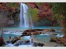 Havasu Falls CampingHiking Trip at Grand Canyon, AZ