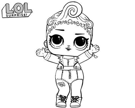 Baby Punk Costume Meningrey