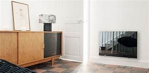 Radiateur Electrique Verre : radiateur design ~ Nature-et-papiers.com Idées de Décoration
