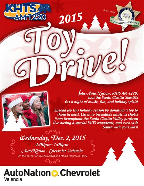 toy drive flyer template word christmas toy drive flyer