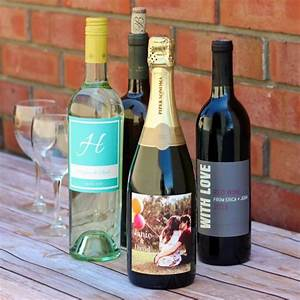 Personalized wine labels for Custom wine labels with photo