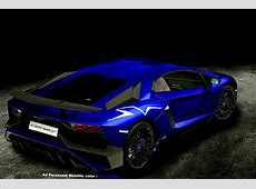 Photos Lamborghini Aventador LP7504 SV 2016 from article