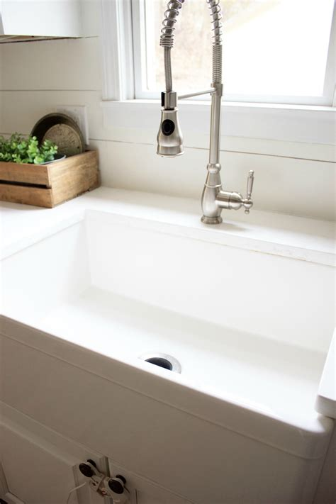 fireclay sinks pros and cons home how to choose a farmhouse sink lauren mcbride