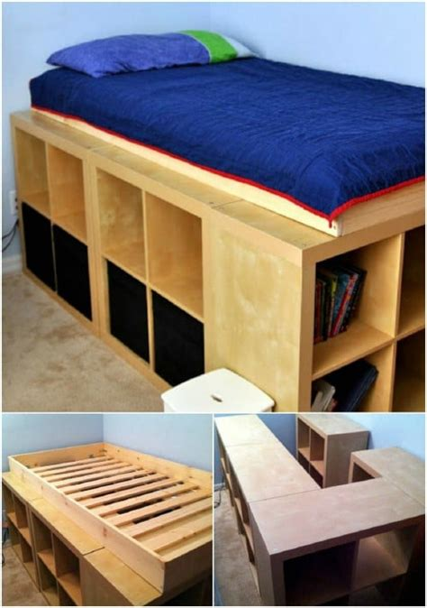 diy bed frame projects sleep  style  comfort diy crafts
