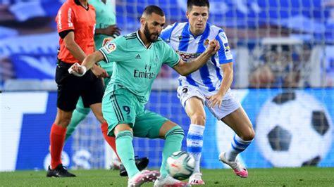 Real Madrid vs. Real Sociedad EN VIVO: Horarios y canales ...