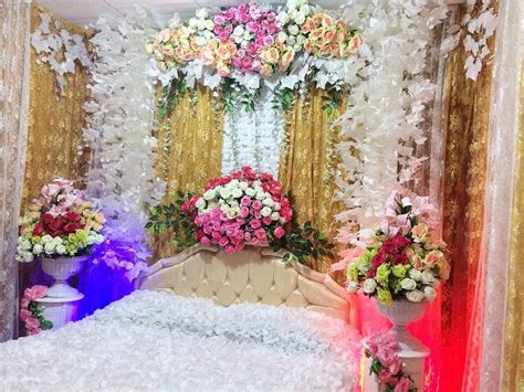 Dekorasi Kamar Pengantin Mewah