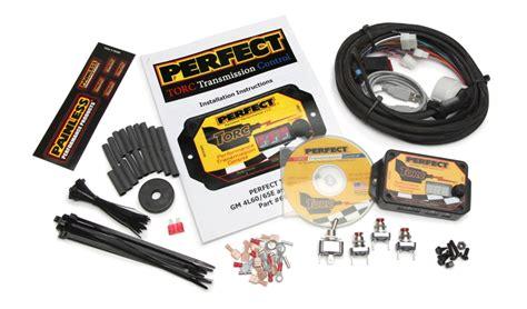 Thr Transmission Torque Converter Lock Kit