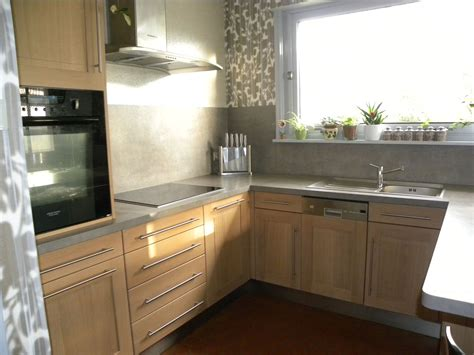 deleforterie cuisine cuisine bois naturel contemporain idées de décoration et