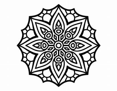 Mandala Simple Transparent Clipart Pngio