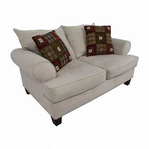 Seats Sofas : 67 off bob 39 s discount furniture bob 39 s discount furniture cream love seat sofas ~ Eleganceandgraceweddings.com Haus und Dekorationen