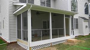 How To Screen a Porch, Screened Porch Photos, Photos of
