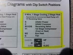 Robertshaw Thermostat Wiring