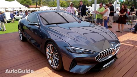 2019 Bmw 8 Series Concept First Look