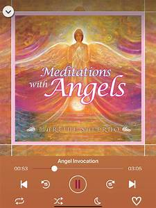 Meditations, With, Angels