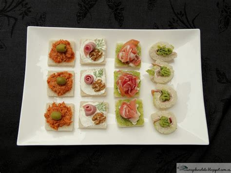 cooking in o intent 225 ndolo easy canapes part 1