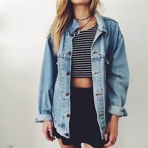 Coat denim jacket denim vintage jacket skirt top t-shirt jacket denim jacket oversized ...