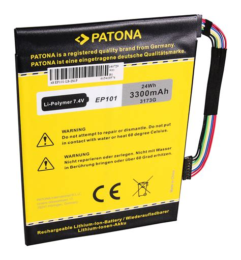 Tf101 Mobile by Patona Battery F Asus Ep101 Transformer Tf101 Tf101