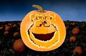 Cookie Monster Pumpkin Stencil | pumpkin carving ...