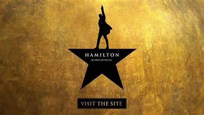 Hamilton Wallpapers Musical Desktop Broadway Radio Iphone