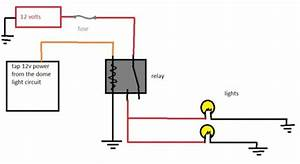How To Wire Up A 4 Pin Relay