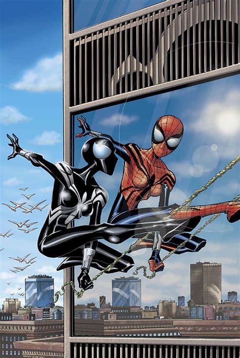 spider girl spider man photo  fanpop