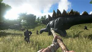 Ark Survival Evolved Patch Xbox One Aims To Boost