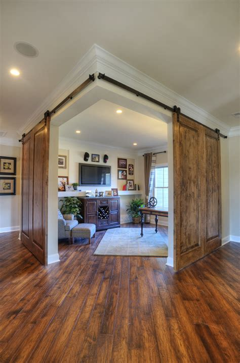 remodelaholic friday favorites barn door corner office and recycled glass